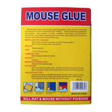 Load image into Gallery viewer, 1203 Big Mouse Trap Glue Pad