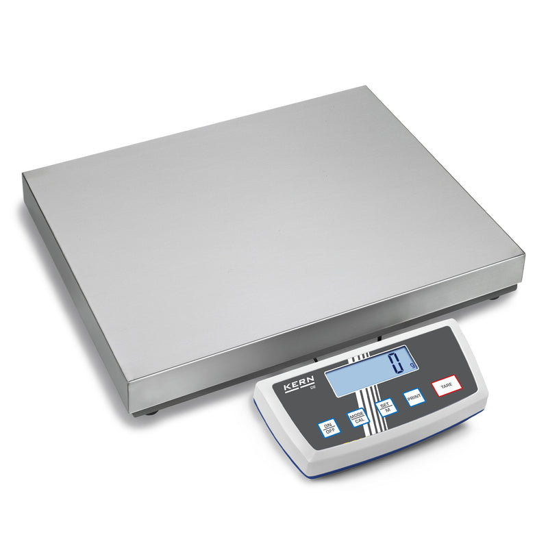DED-Series: 30/60Kg Dual Range Platform Counting Scale