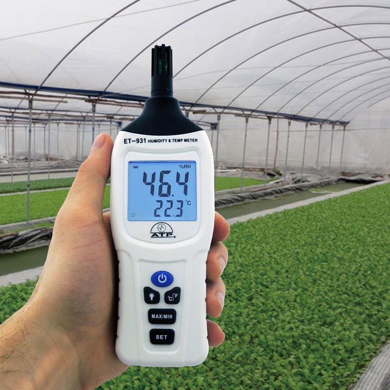 ET-931 Thermo-hygrometer with Dew Point