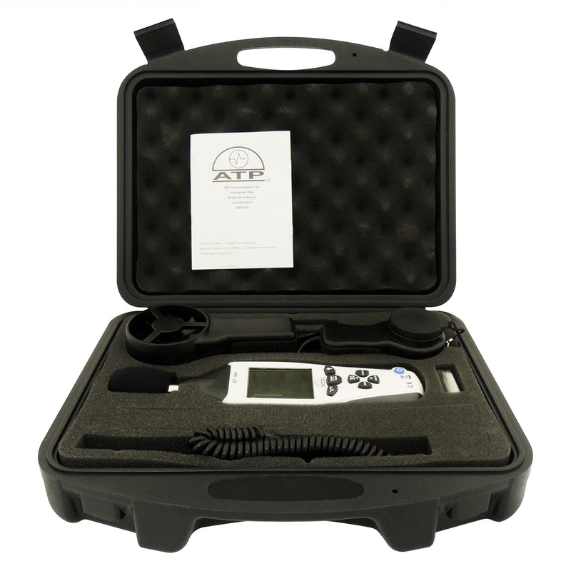 ET-965 Environment Meter in Case