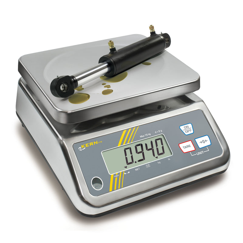 3Kg Waterproof Bench Scale