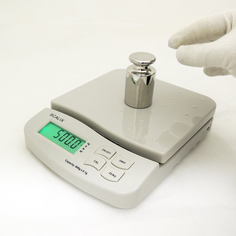 600g Economy Weighing Scale with Weight