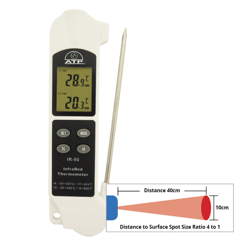 Probe Infrared Thermometer