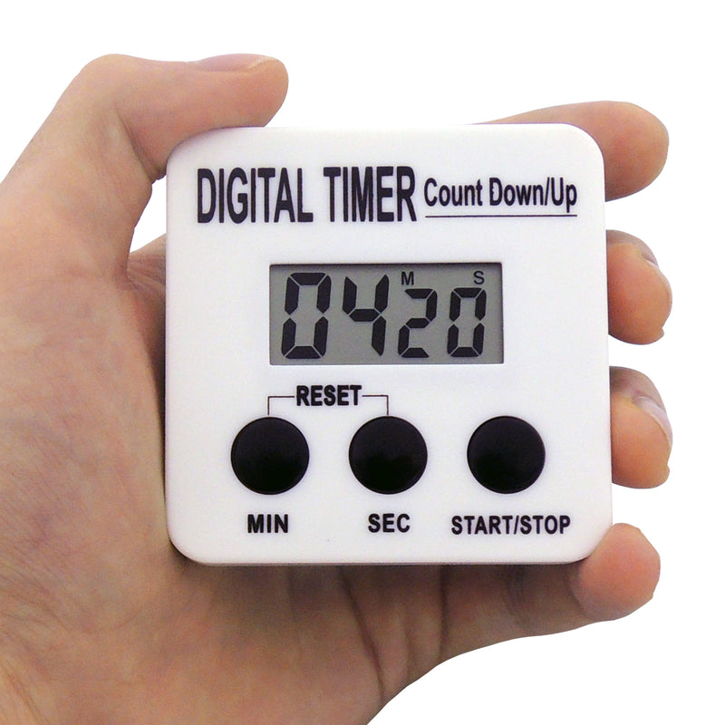 TM-38 Count-Up / Down Timer in Hand