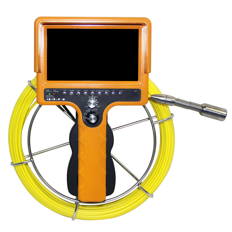 20 Metre Pipe Inspection Camera System