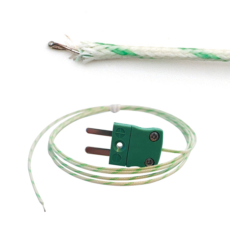 Wire Probe - Twisted Pair with Glass Fibre Sheath