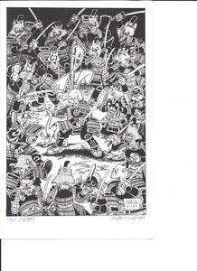 Usagi Yojimbo: Signed and numbered print