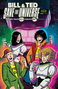 BILL AND TED: SAVE THE UNIVERSE BINGE BAG #1-5