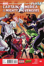 Load image into Gallery viewer, CAPTAIN AMERICA: AND THE MIGHTY AVENGERS #1-4 (OF 9) BINGE BAG