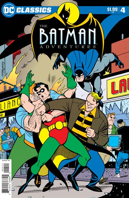 BATMAN: DC CLASSICS THE BATMAN ADVENTURES #4