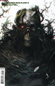 DCEASED DEAD PLANET #5 (OF 7) CVR B FRANCESCO MATTINA CARD STOCK VARIANT