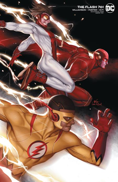 FLASH #761 CVR B INHYUK LEE VAR