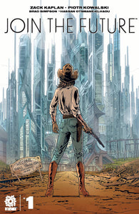 JOIN THE FUTURE #1-5 COMPLETE MINI-SERIES