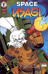 Usagi Yojimbo: Space Usagi (1996) #3 (of 3)