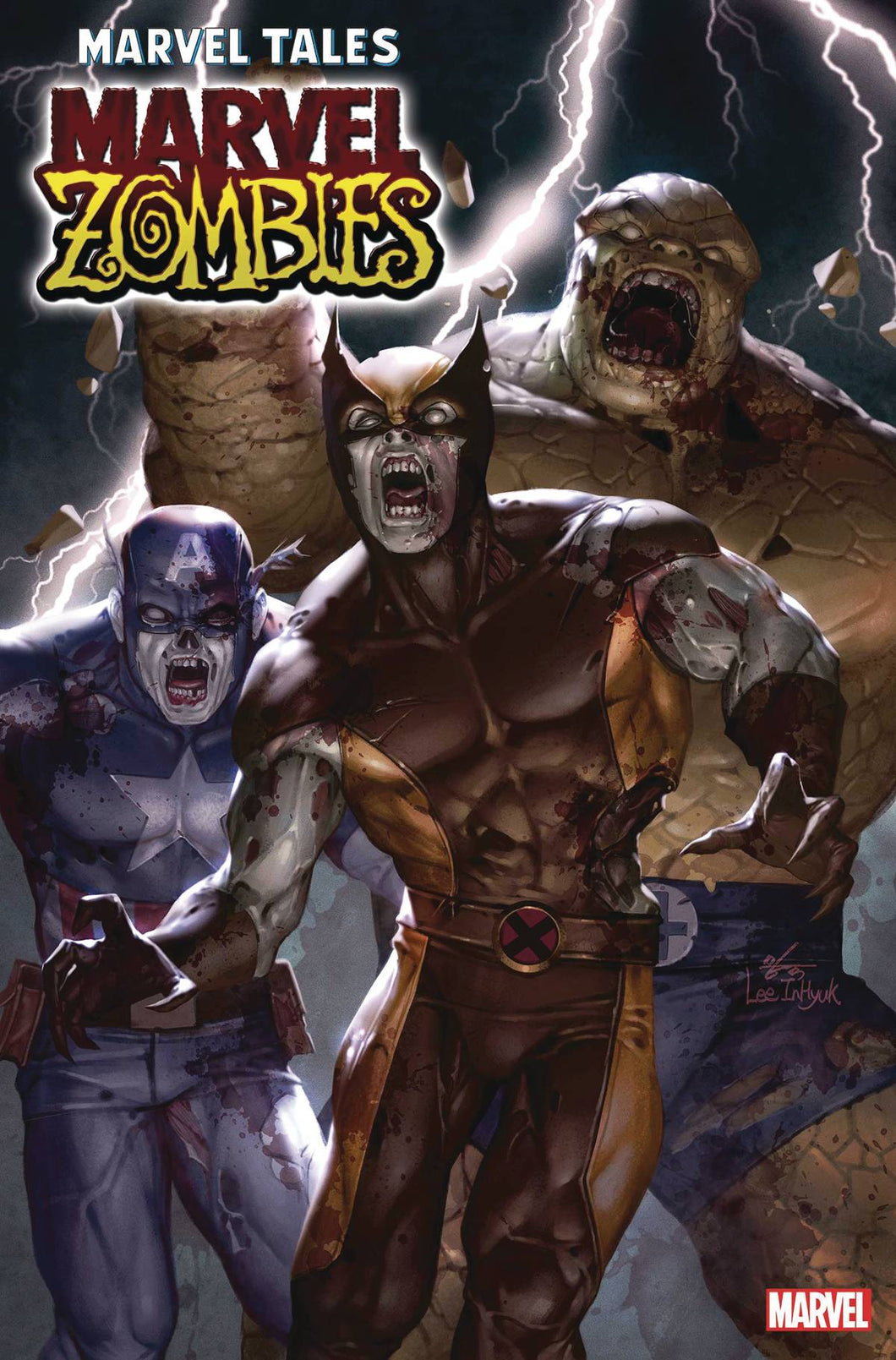 MARVEL ZOMBIES: ORIGINAL MARVEL ZOMBIES MARVEL TALES #1