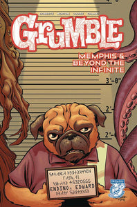 GRUMBLE MEMPHIS & BEYOND THE INFINITE #3 (OF 5) (RES)