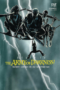 ARMY OF DARKNESS: DEATH TO ARMY OF DARKNESS #5 CVR D MOONEY HOMAGE