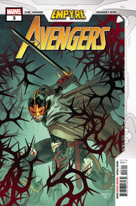 EMPYRE AVENGERS #3 (OF 3)