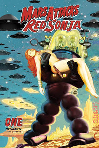 MARS ATTACKS RED SONJA #1 CVR C SUYDAM