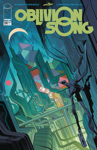 OBLIVION SONG BY KIRKMAN & DE FELICI #26 (MR)