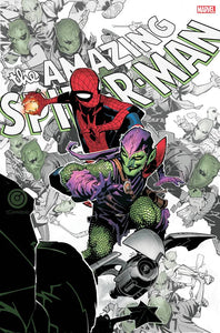 SPIDER-MAN: AMAZING SPIDER-MAN #49 BACHALO VAR