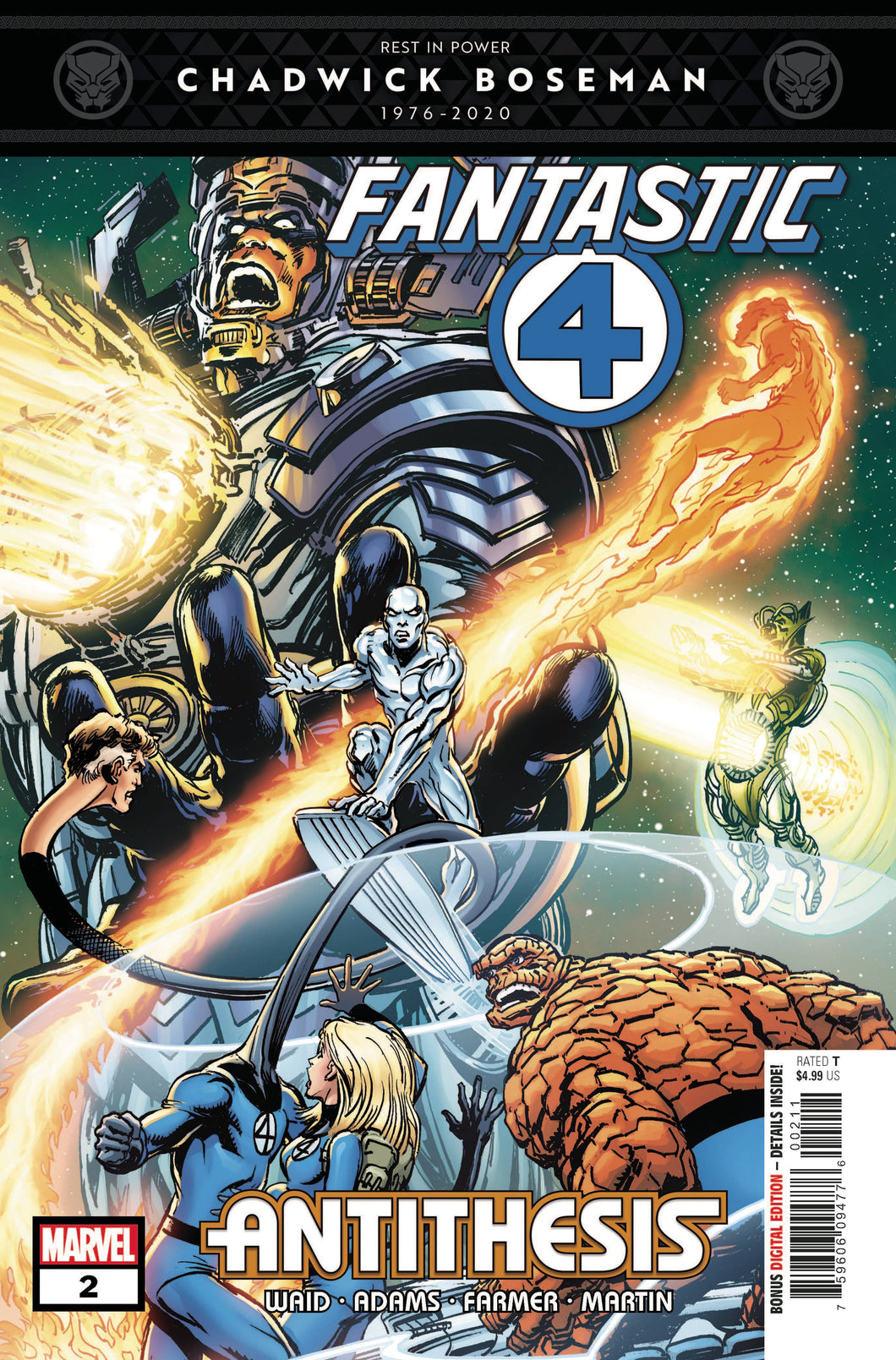FANTASTIC FOUR ANTITHESIS #2 (OF 4)