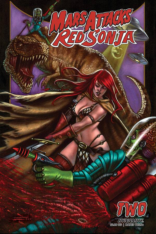 MARS ATTACKS RED SONJA #2 CVR C STRATI