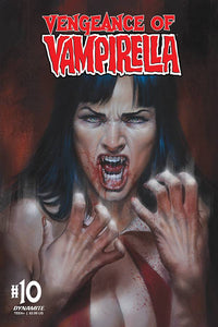 VENGEANCE OF VAMPIRELLA #10 CVR A PARRILLO
