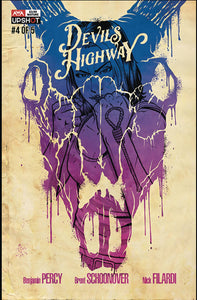 DEVILS HIGHWAY #4 (OF 5) (MR)