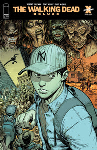 WALKING DEAD DLX #2 CVR E ADAMS & MCCAIG (MR) VARIANT