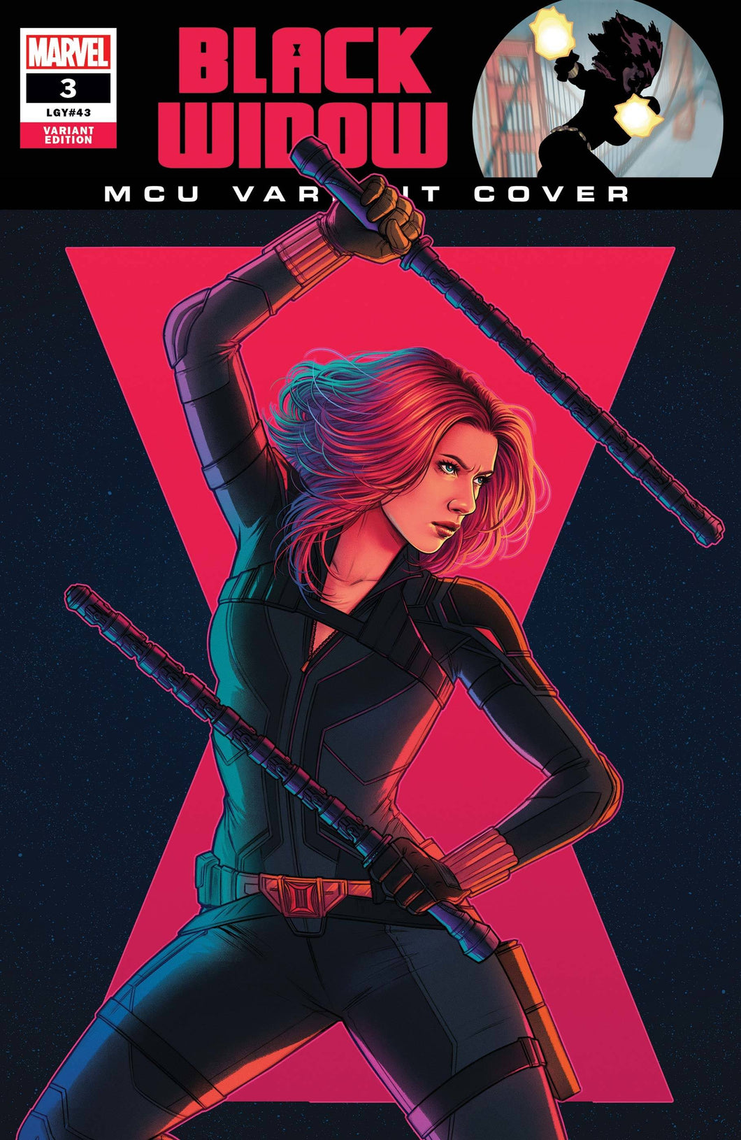BLACK WIDOW #3 BARTEL MCU VARIANT