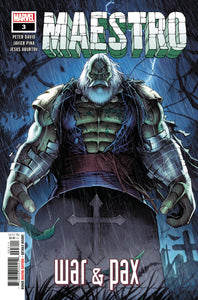 HULK: MAESTRO WAR AND PAX #3 (OF 5)