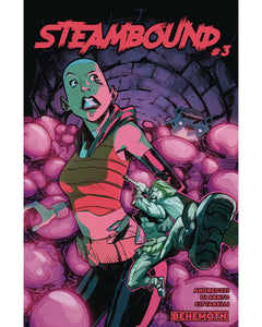 STEAMBOUND #3 (MR)