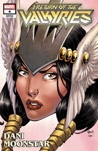 KING IN BLACK RETURN OF VALKYRIES #4 (OF 4) NAUCK HEADSHOT V