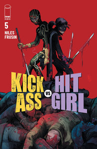 KICK-ASS VS HIT-GIRL #5 (OF 5) CVR A ROMITA JR (MR)