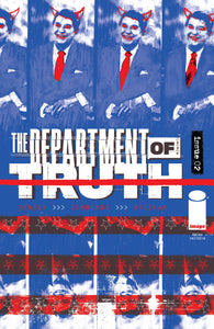 DEPARTMENT OF TRUTH #2 3RD PTG (MR)