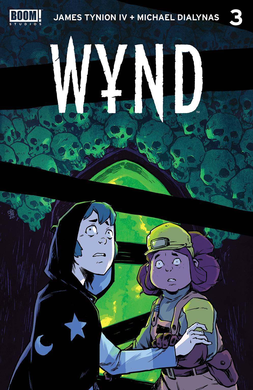WYND #3 (OF 5) COVER A