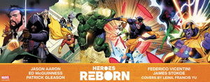 HEROES REBORN MEGA PACK #1 (OF 2)