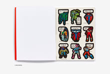 Load image into Gallery viewer, MARVEL CLASSIC STICKER BOOK