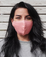 Load image into Gallery viewer, 4x Layers Protective Reusable BuyMask mask - Pink+Black