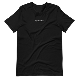 Short-Sleeve T-Shirt OpaBamboo