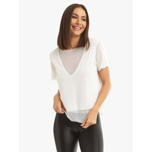 Double Layer Tencel Tee