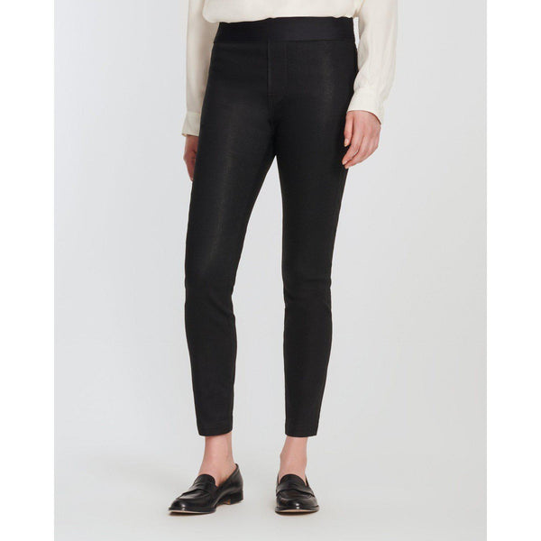Dellah High-Rise Leggings - SERIOUSLY BLACK