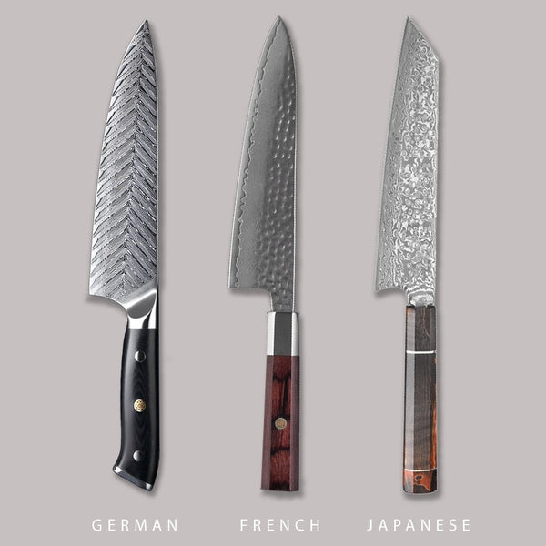 Ultimate Guide: What to look for when selecting a Chef knife