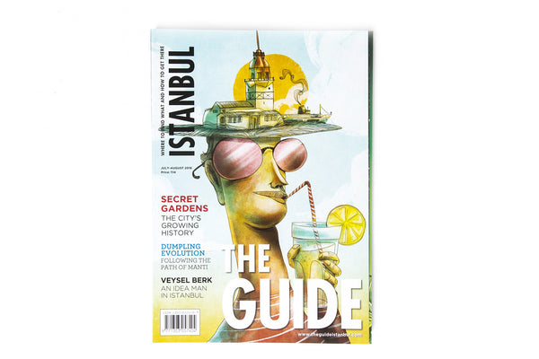 The Guide Istanbul July/August 2016 issue
