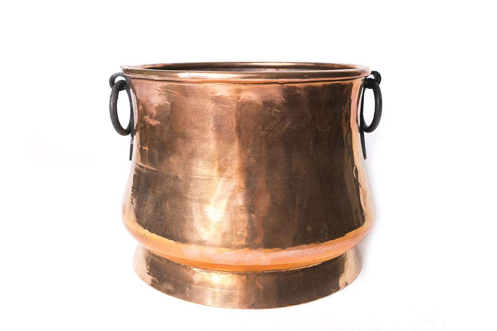 Big Copper Pot