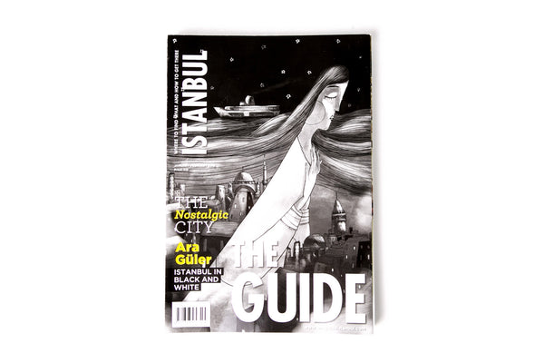 The Guide Istanbul Jan/Feb 2016 issue