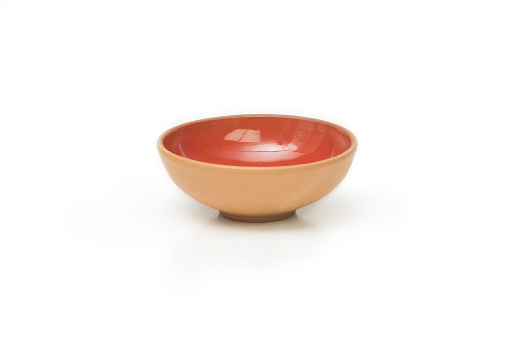 Red Mini Terracotta Bowl