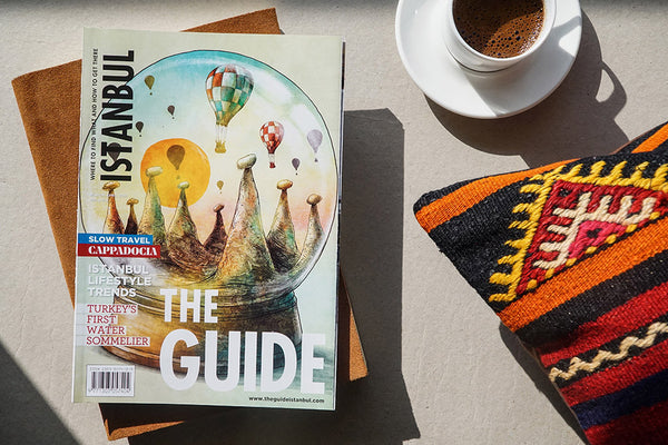 The Guide Istanbul March/April 2017