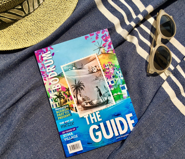 The Guide Bodrum magazine